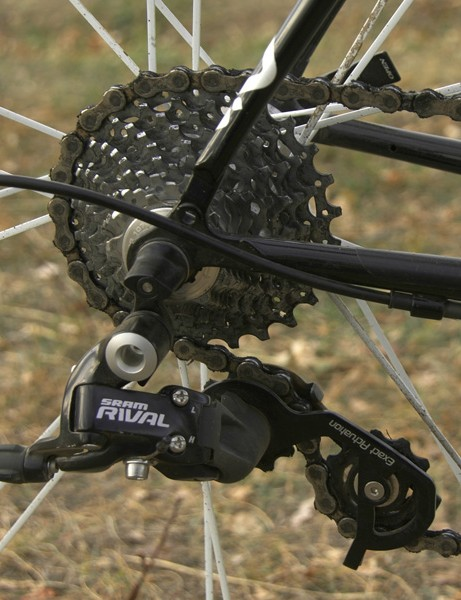 SRAM's Rival group is one of the best around for 'cross.