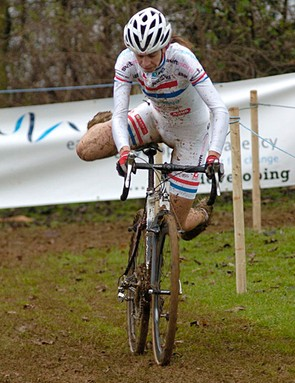 Helen Wyman flying remount