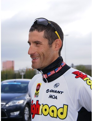 Hincapie comments before Sunday's action