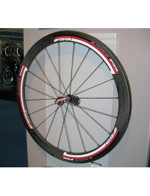 FSA's K-Force wheels boast italian-made rims and  ceramic bearings