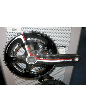 FSA is big into BB-30. Its lightest new chainset, the K-Force BB30 road chainset, weighs a total of just 665g.
