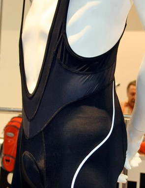 Mesh panels even on the front of the shorts help to keep the rider cool.