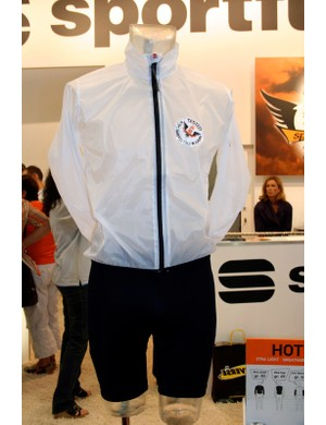 Sportful's Hot Pack jacket is the Italian company's latest wind and rainproof shell.