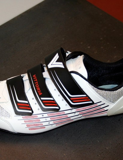 Vittoria is introducing a new Ace shoe to the middle of its road range.