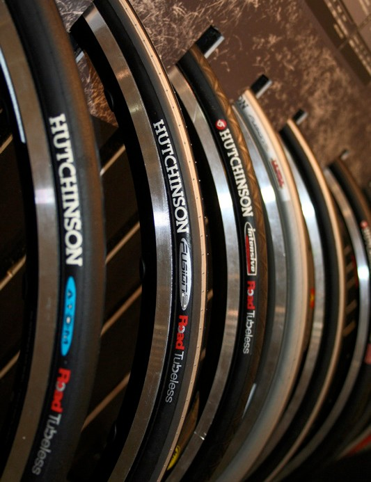Hutchinson has made additions to its range of road tubeless tyres.