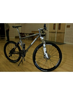 The Moots Gristle uses a 26