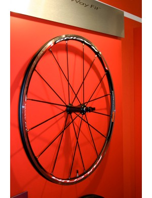 Fulcrum Racing 1 wheels have been upgraded in line with Campagnolo's top aluminium wheelsets.