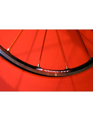 Racing Zeros also have tubeless compatible rims…