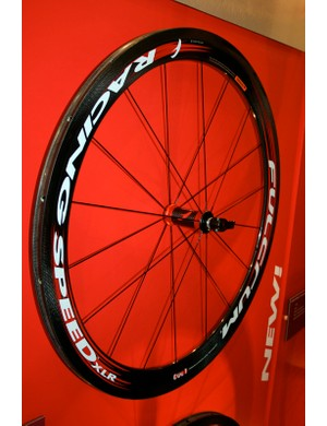 Fulcrum Racing Speed XLR wheels have been similarly upgraded…