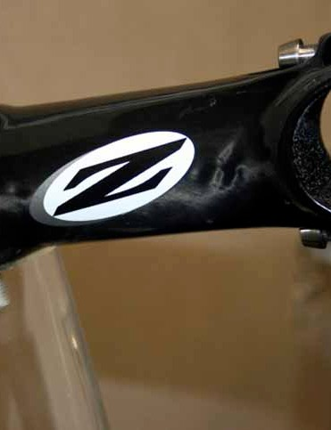 The Zipp SLSpeed	is an all-new full carbon stem that is even lighter than the SL145.