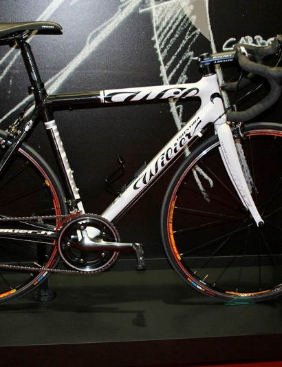 Wilier also has new paint schemes across the range, including the Mortirolo…