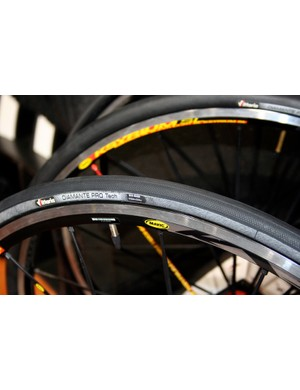 The Vittoria Pro Tech is a new version of the popular tyre for wet conditions.