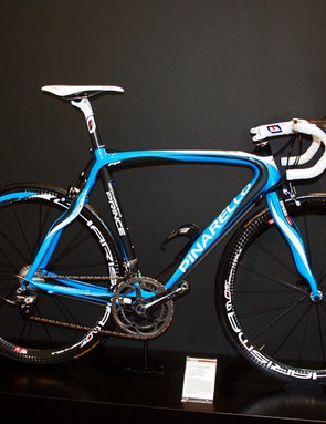 The Pinarello Prince is unchanged for 2009, apart from a new range of colour schemes…