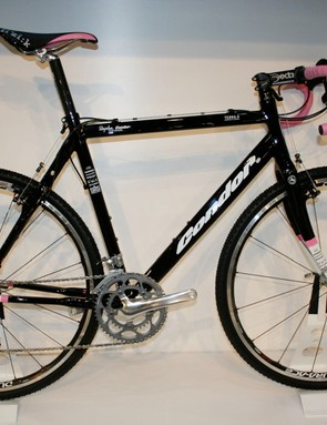 … as does the Terra cyclo-cross frame.