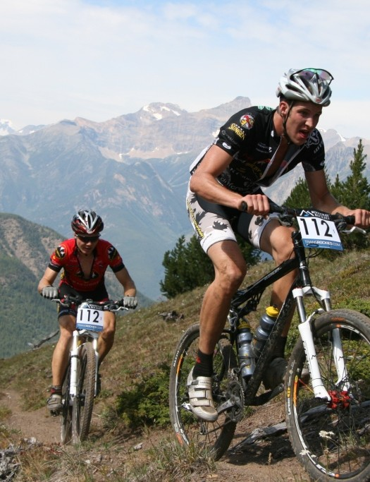 Riders tackle epic Rockies singletrack in 2007's TransRockies