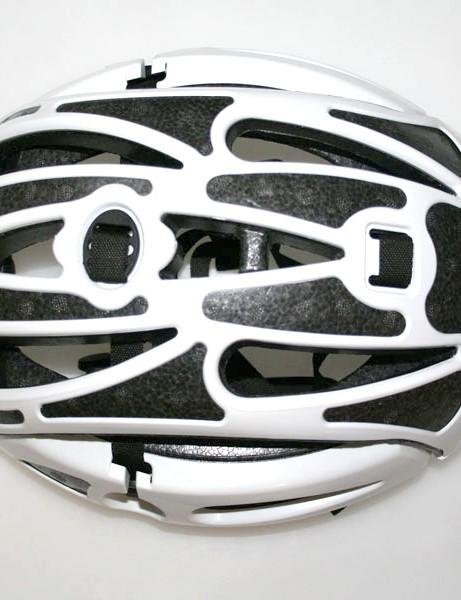 It's a helmet...