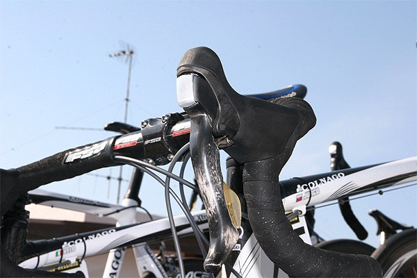 At least fourteen riders are riding the Giro on Shimano's upcoming Dura-Ace mechanical group.
