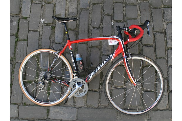 Jeff's Specialized Tarmac Comp