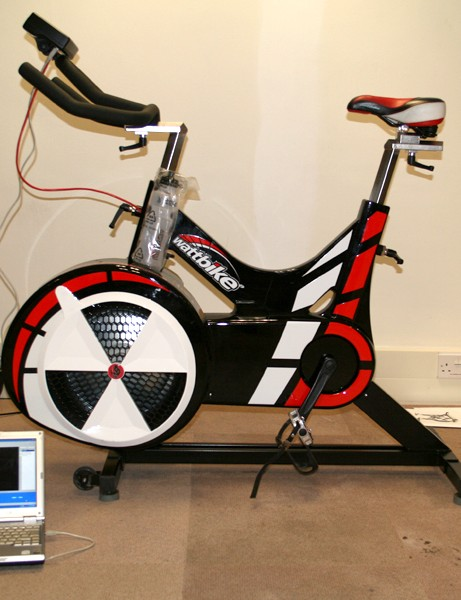 The Wattbike takes indoor training to another level