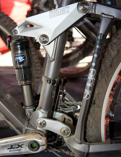 BMC continues to use the dw-link-esque APS suspension system with good results.