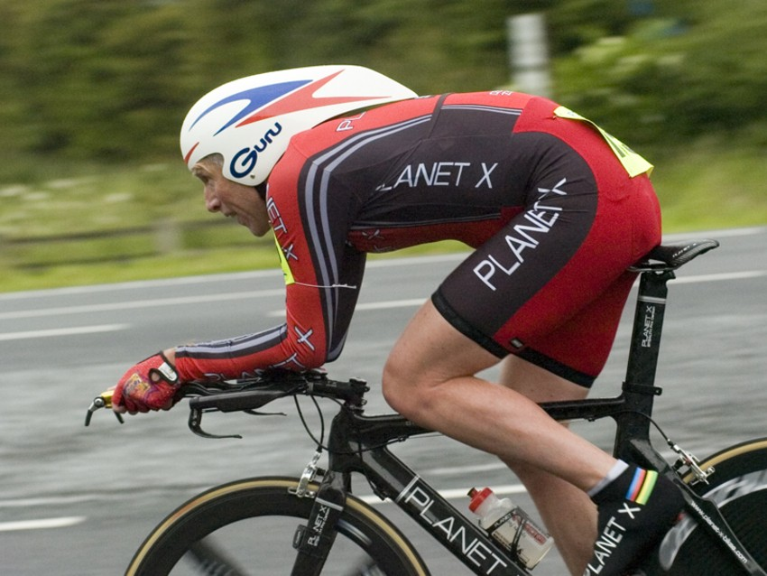 Former British Best All-Rounder Ian Cammish (Planet X)  covered the Newmarket [Suffolk] course in 1hr 3min 44sec
