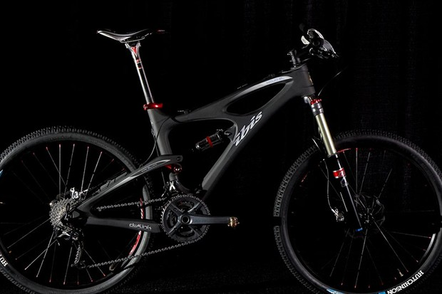 Black Magic - carbon Ibis Mojo SL