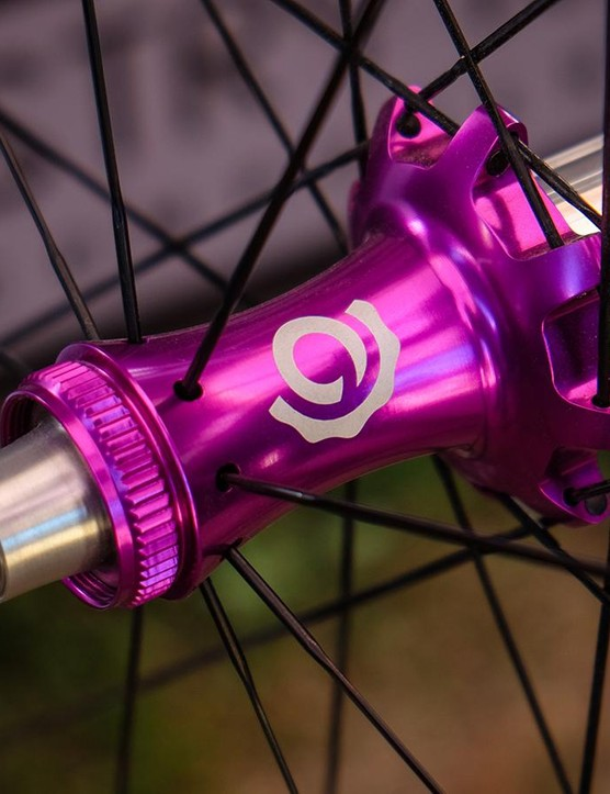 Industry Nine has added Centerlock options to its road wheel line. Industry Nine's road hubs are compatible with axle standards currently on the market