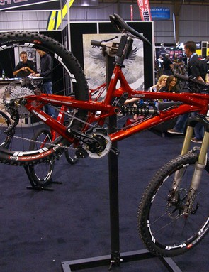 The Uzzi is the next bike to use second-generation VPP technology from Intense.