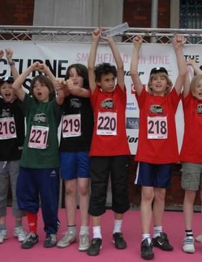 Inter Schools Challenge winners