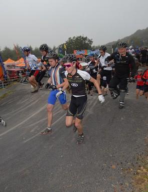 Around 900 riders attended the Kona Cheddar Bikefest.