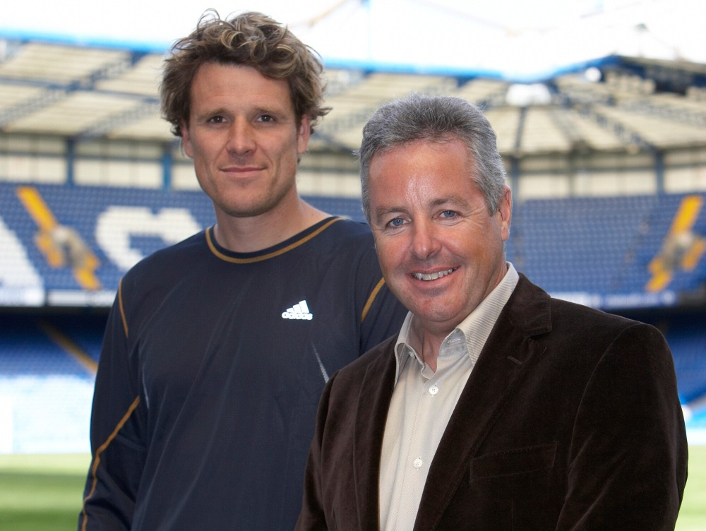 James Cracknell & Stephen Roche will line up in the elite group