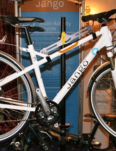 Jango modular bikes - coming soon