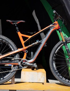 The YT Jeffsy wasn't hated at Sea Otter