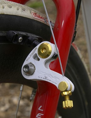 TRP's EuroX Mag brakes have been upgraded this year