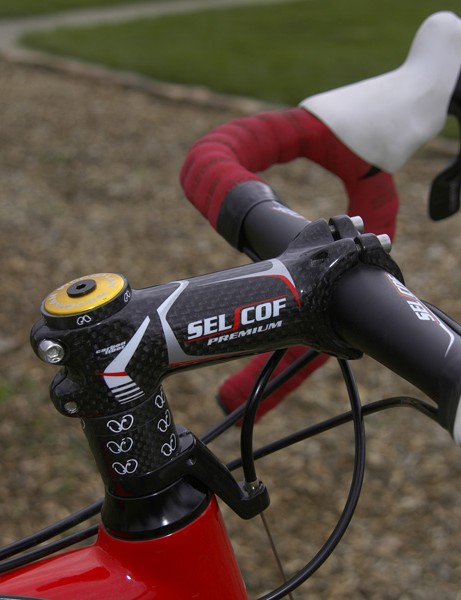 Selcof provides Parbo with its carbon-wrapped stem