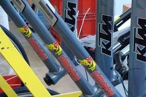 Haribo bikes - sweet