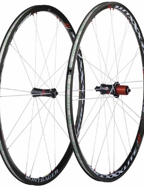 Lance's Bontrager XXX Lite Carbon wheel