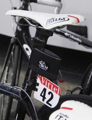 …and even the transmitters used during the Tour are now aero