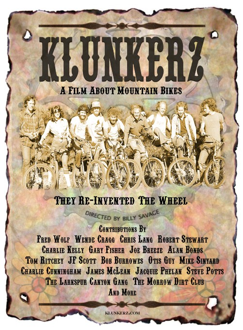 Klunkerz chronicles the genesis of mountain biking
