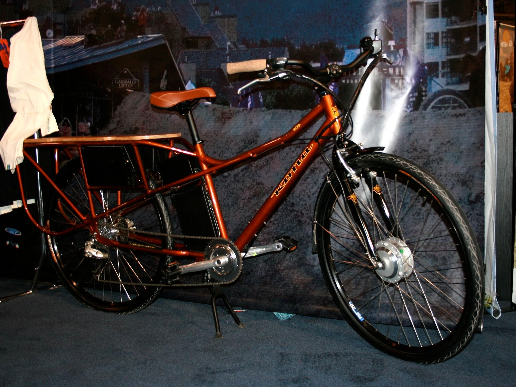 The Kona Ute has been upgraded and retooled for 2009.