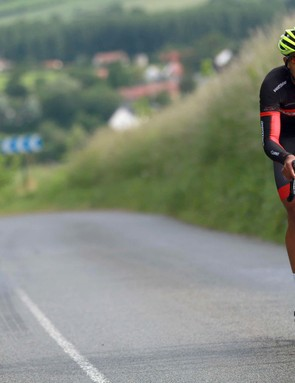 Oh, and long rides aren't always good for improving your performance