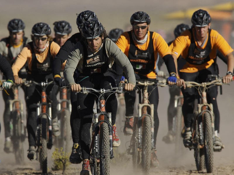 Teams will do battle in the heat and dust of Mongolia