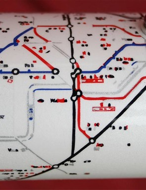 Lost your way? Learn that underground map, it'll be the only way home after your bike gets nicked