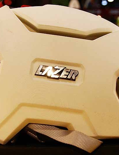 Lazer knows its new Crux BMX helmet isn't in keeping with current trends but it hopes its lighter weight will win over buyers.