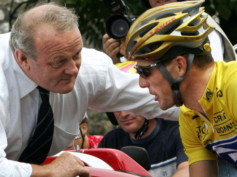 Leblanc said Armstrong's return would draw criticism from the public and the media.