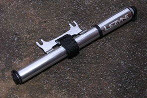 The Lezyne Road Drive M is relatively compact and lightweight.