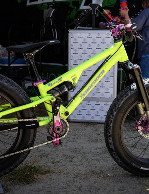 Is this Little Shredder the world's most pimped-out kids bike? Quite possibly
