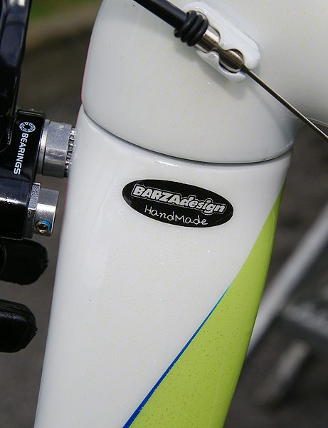 Want your bike to look like Pozzato's?   Maybe you should get a hold of these guys.