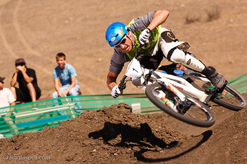 Flyin' Brian Lopes in San Luis Obispo.