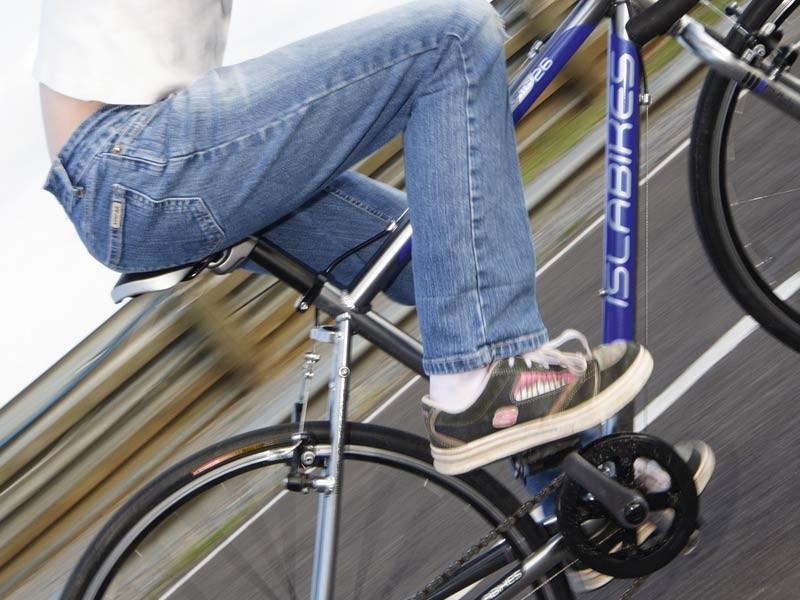 Luath 26in road bike